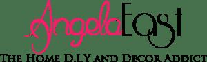 Angela East logo at angelaeast.com