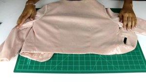DIY Tuxedo Sequin Pillow #homedecor #budgethomedecor on angelaeast.com
