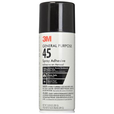 3M General Purpose 45 Spray Adhesive