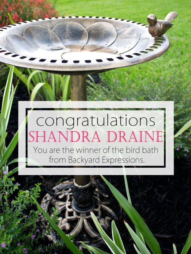 Gardening: Front Yard Curb Appeal | Outldoor Living | Bird Bath | Yard Work |Flowers | Flower Bed |Home Improvement