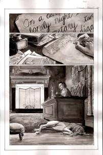 Frankenstein Page 1