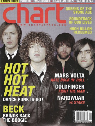 COVER PHOTO | CHART MAGAZINE
