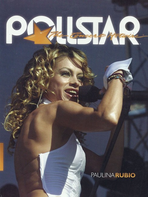 COVER PHOTO | POLLSTAR MAGAZINE