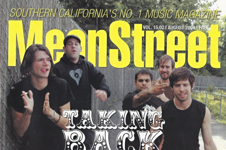 COVER PHOTO | Mean Street Magazine Music
