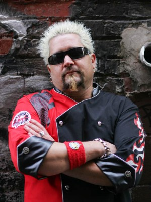 Guy Fieri celebrity chef Angela Hubbard photography