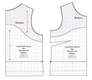 Free PDF Sewing Patterns, The Pinafore Dress Pattern, The