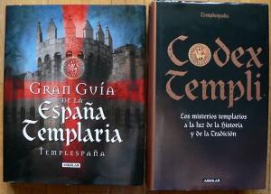 Templarios en España y Codex Templi