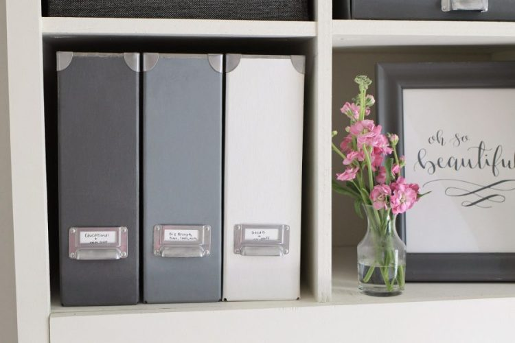 office IKEA HACK Magazine Files