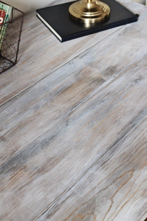 5 Grey Wood Stain Options - Angela Marie Made