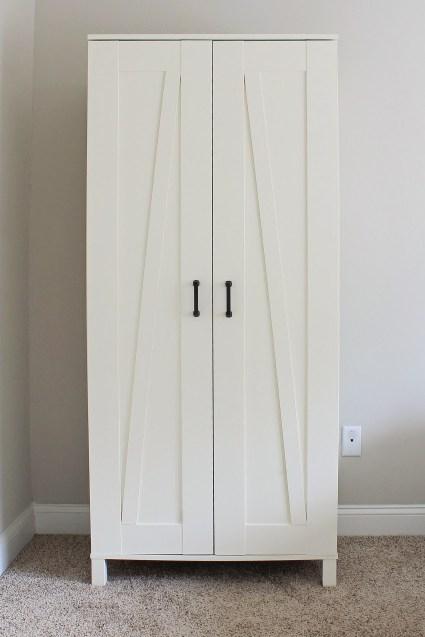 IKEA Hack- Aneboda Wardrobe