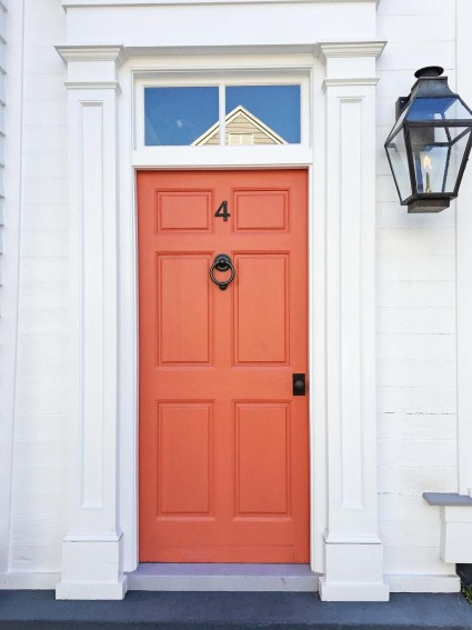 Pretty Front Door Color