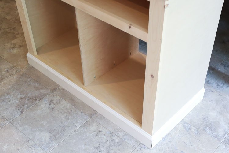 DIY Rustic TV Stand Media Console