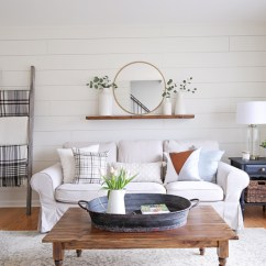 Rustic Living Rooms French Country Style Room Furniture Modern Makeover Angela Marie Made