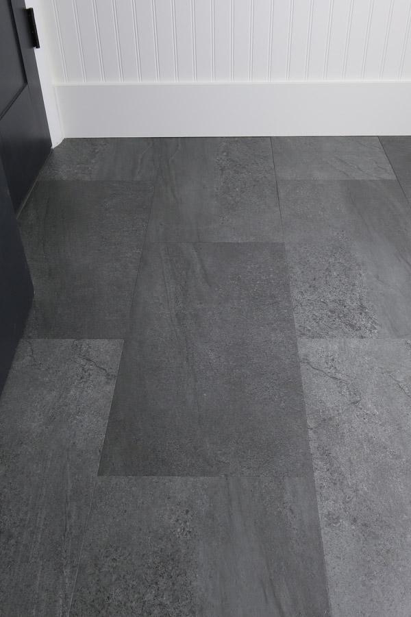 Vinyl Flooring Bathroom Update Angela Marie Made