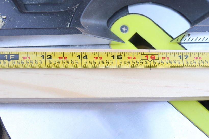 one type of tape measure with the eighths of an inch markings
