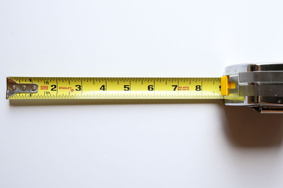 image relating to Printable Tape Measures named How toward Go through a Tape Evaluate the Very simple Route No cost Printable