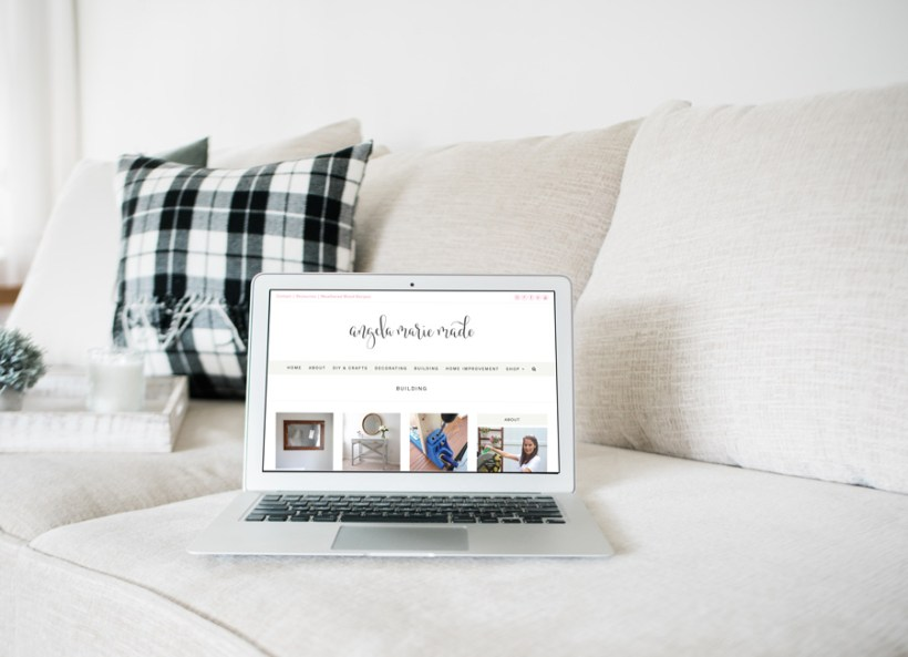 Angela Marie Made 2019 Reader Survey & Giveaway!