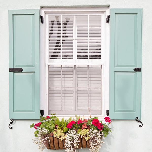 Window Box Ideas from Charleston