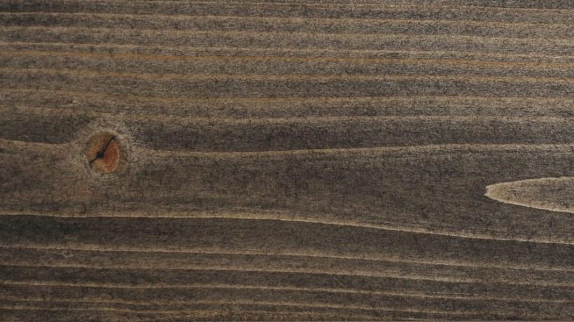 Minwax Ebony on pine wood