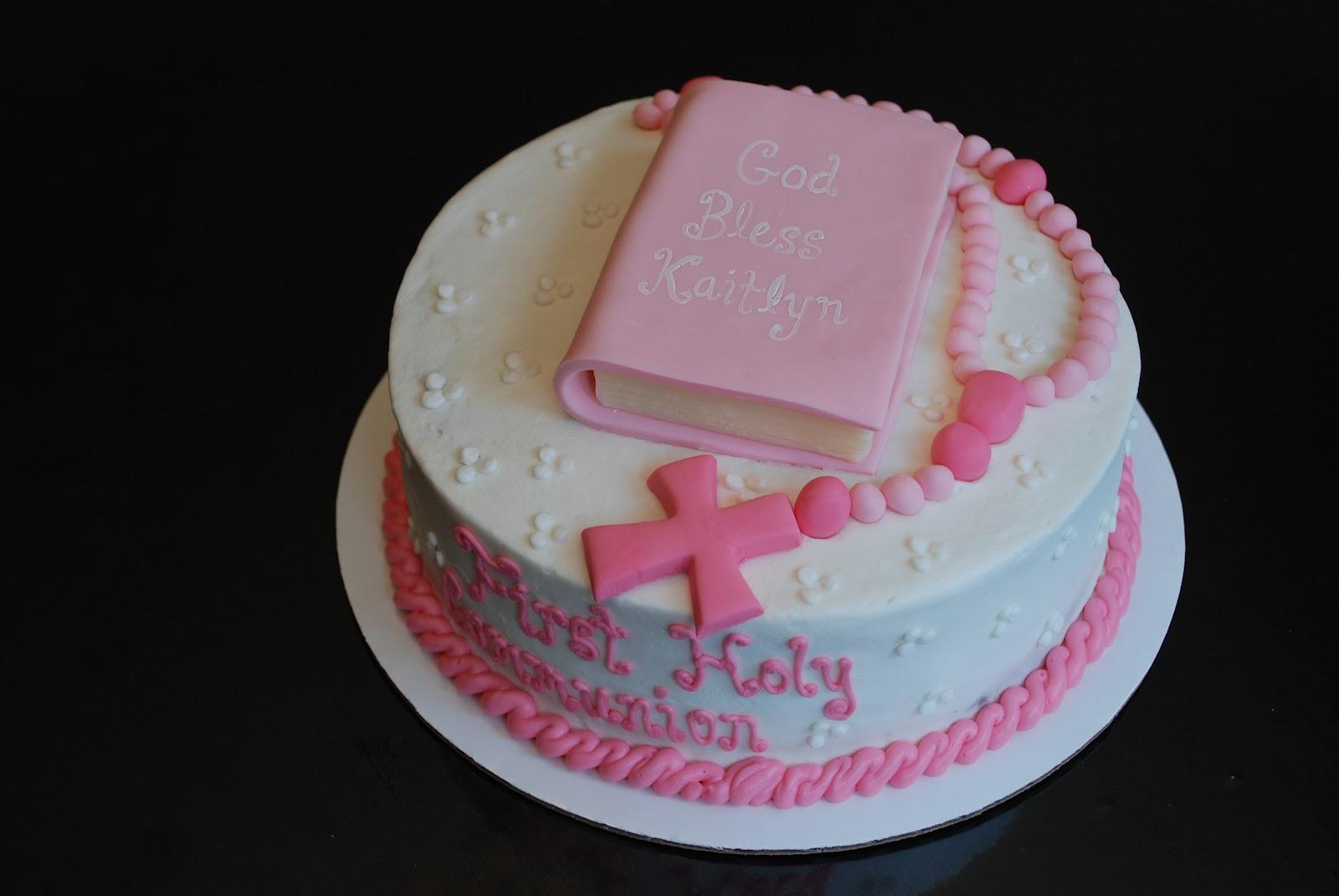 Communion Cake Ideas Angela Mia