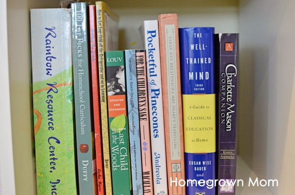 Homeschool Mom Books