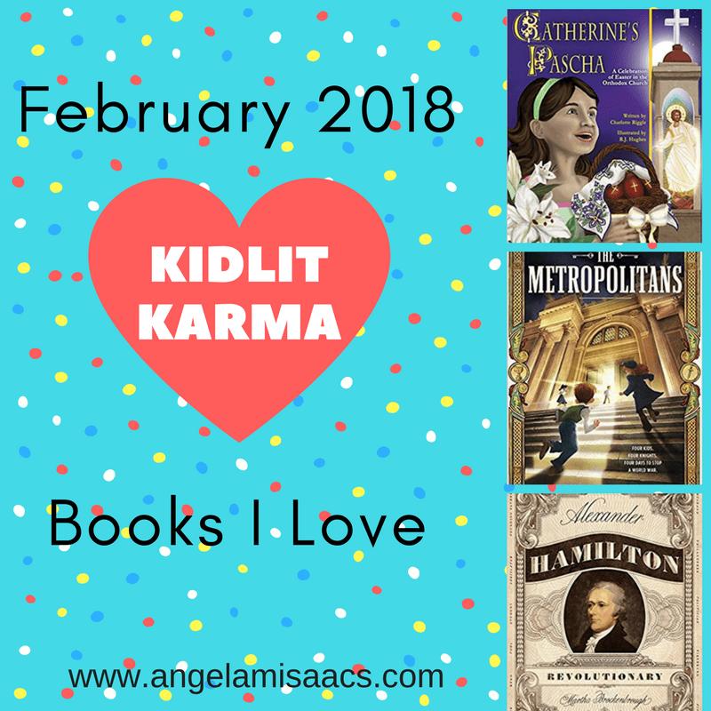 Kidlit Karma February 2018 post picture