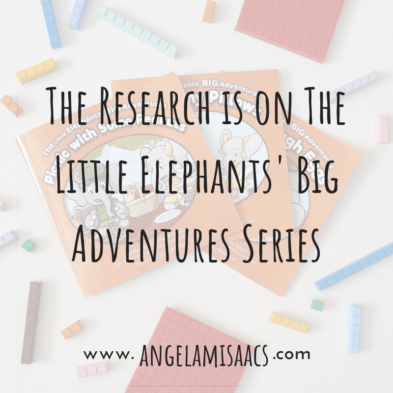 The Research is in on the Little Elephants' Big Adventures Series