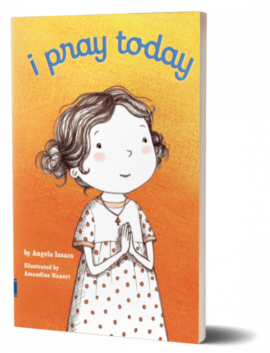 Cover of children's book: I Pray Today