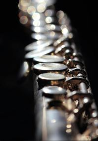 flute close up fine art photography by angela murdock