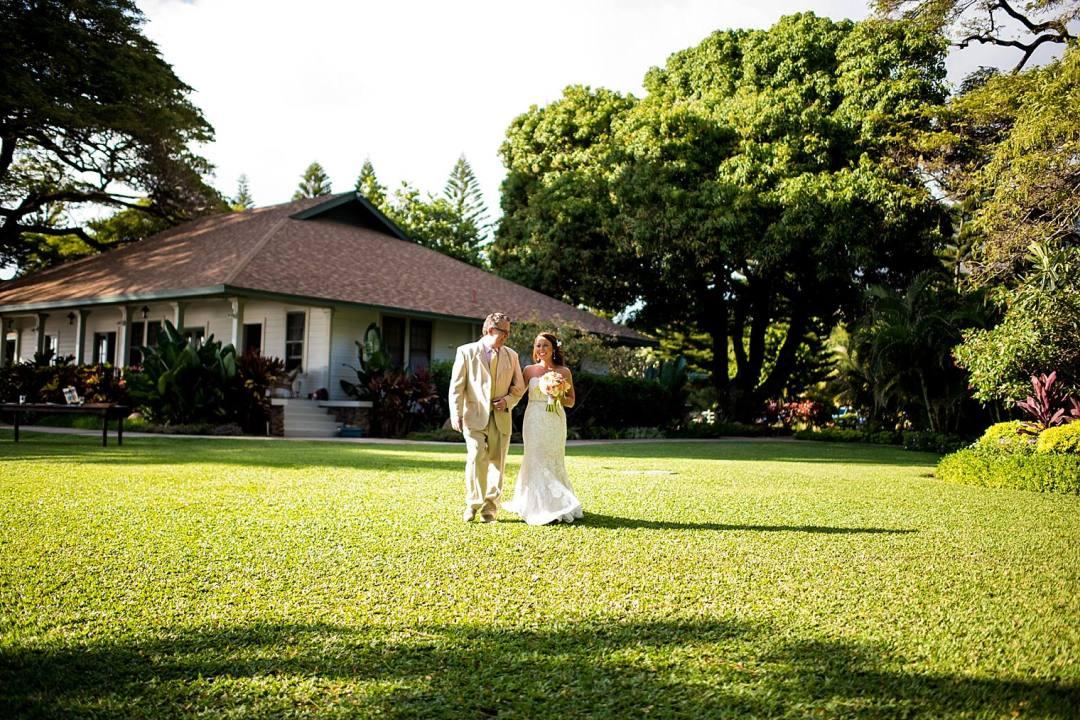 Olowalu Plantation House Maui Wedding Photographer_0017