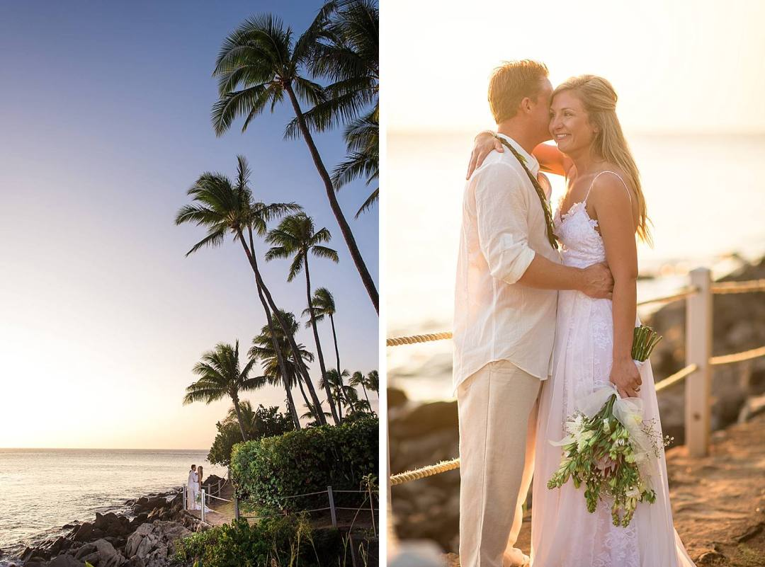 Destination Wedding at Sea House Napili - Maui Wedding Photographer_0030