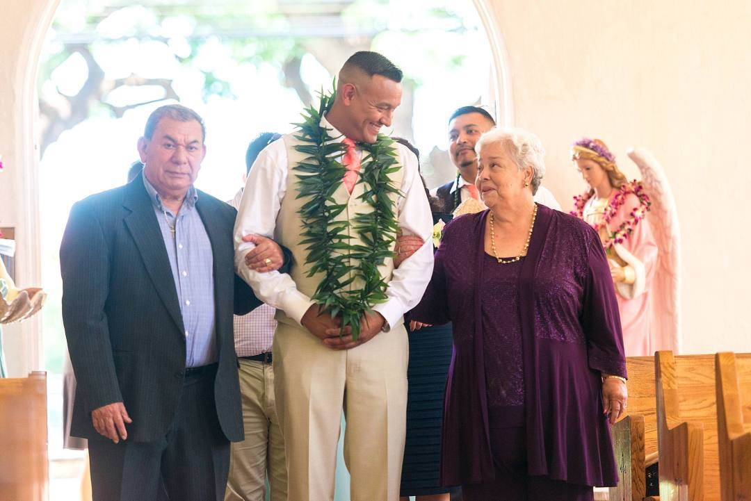 Maui wedding at Maria Lanakila in Lahaina_0016