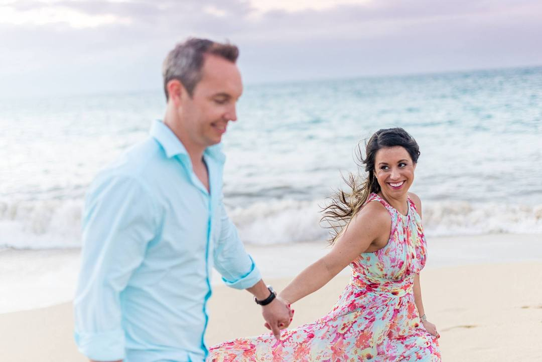 Romantic North Shore Maui Engagement_0021