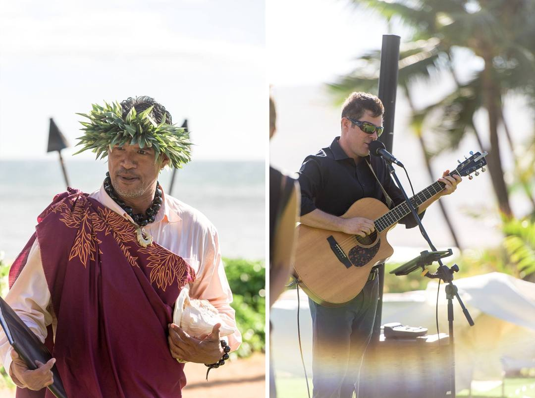 Hawaiian minister and guitarist