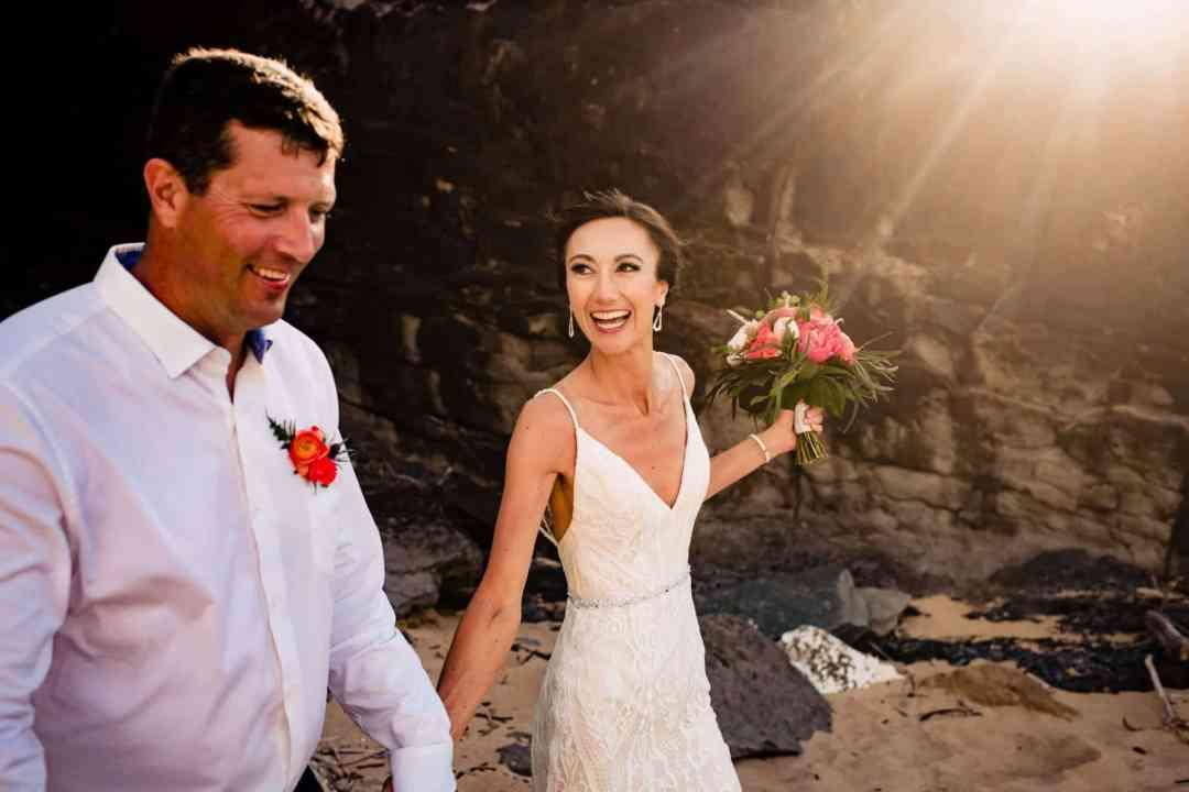 candid maui wedding photographers