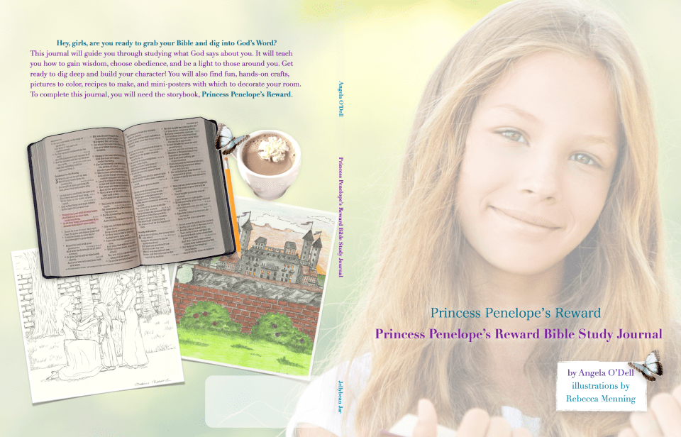 Princess Bible Journal