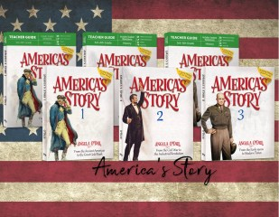 America's Story page banner