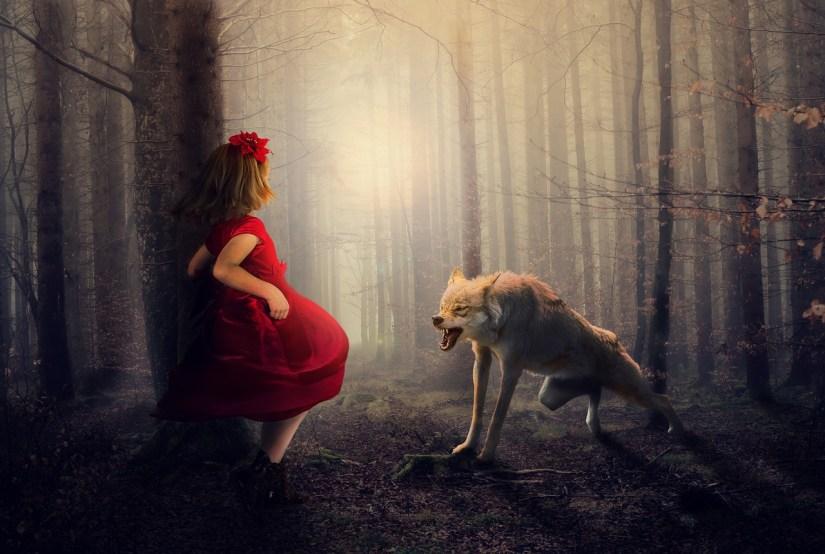 miedo lobo