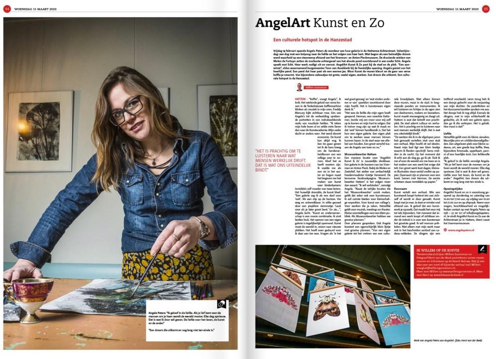 AngelArt Kunst en Zo In Veluws nieuws