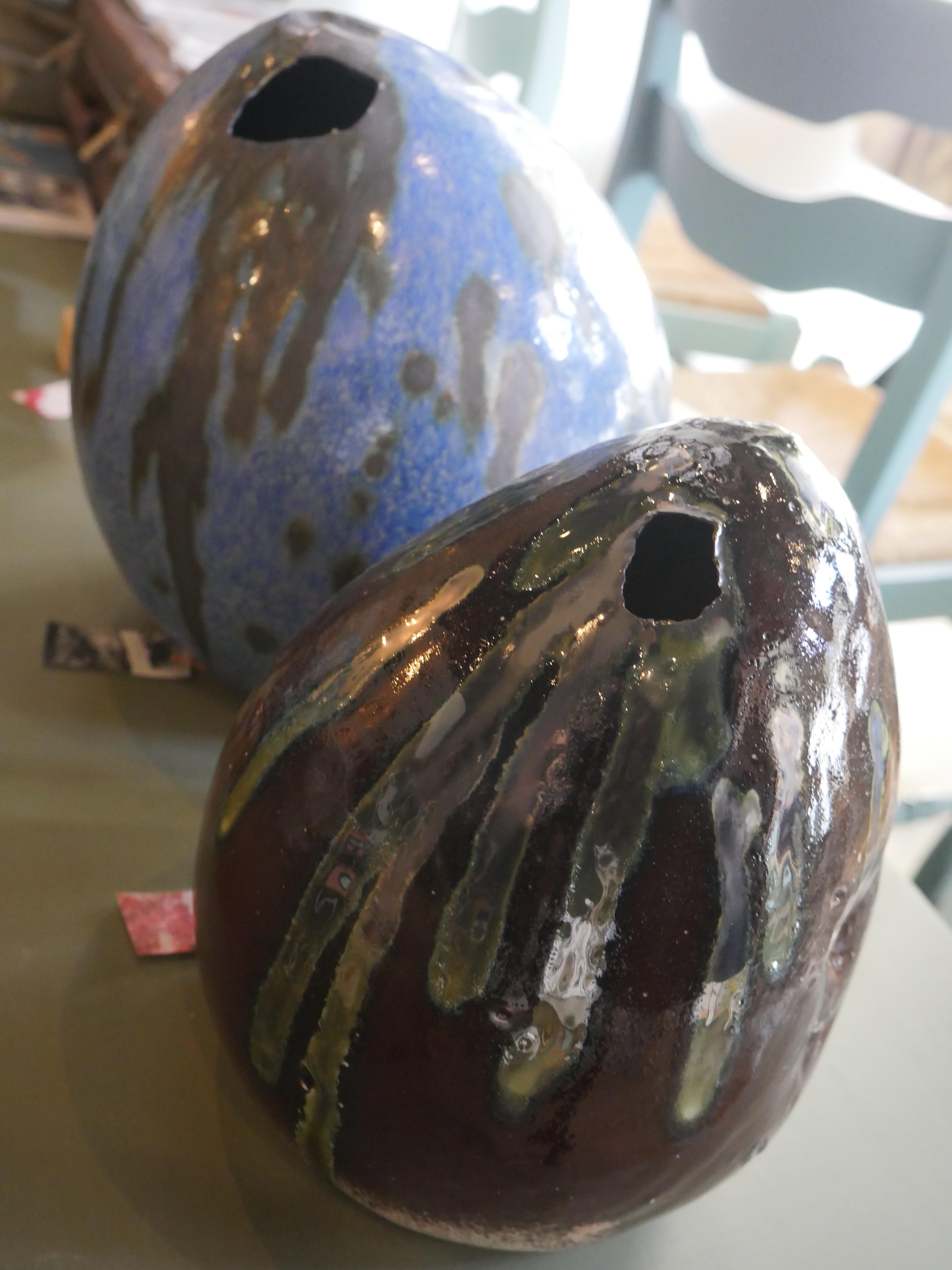 Marinus heldoorn keramiek bij Angelart kunst&Zo Angela Peters