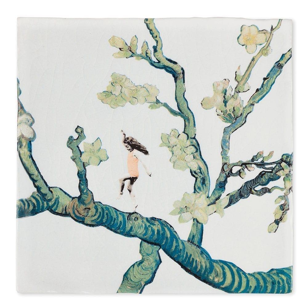 SPRING IN 'T VELD Story tiles te koop bij Angelart Kunst en zo, galerie Hattem