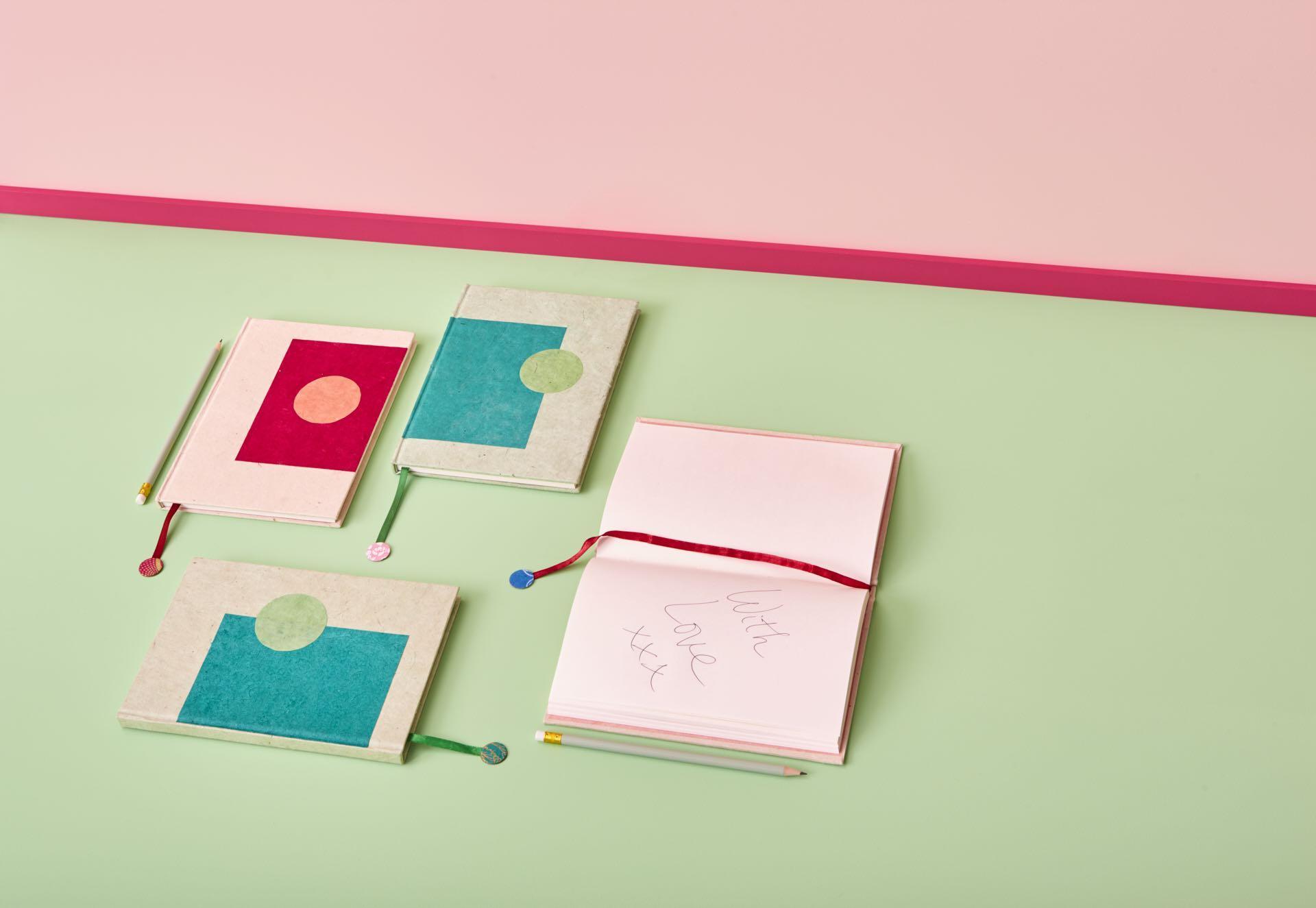 Return to sender Angelart Kunst en zo Hattem notitieboekje