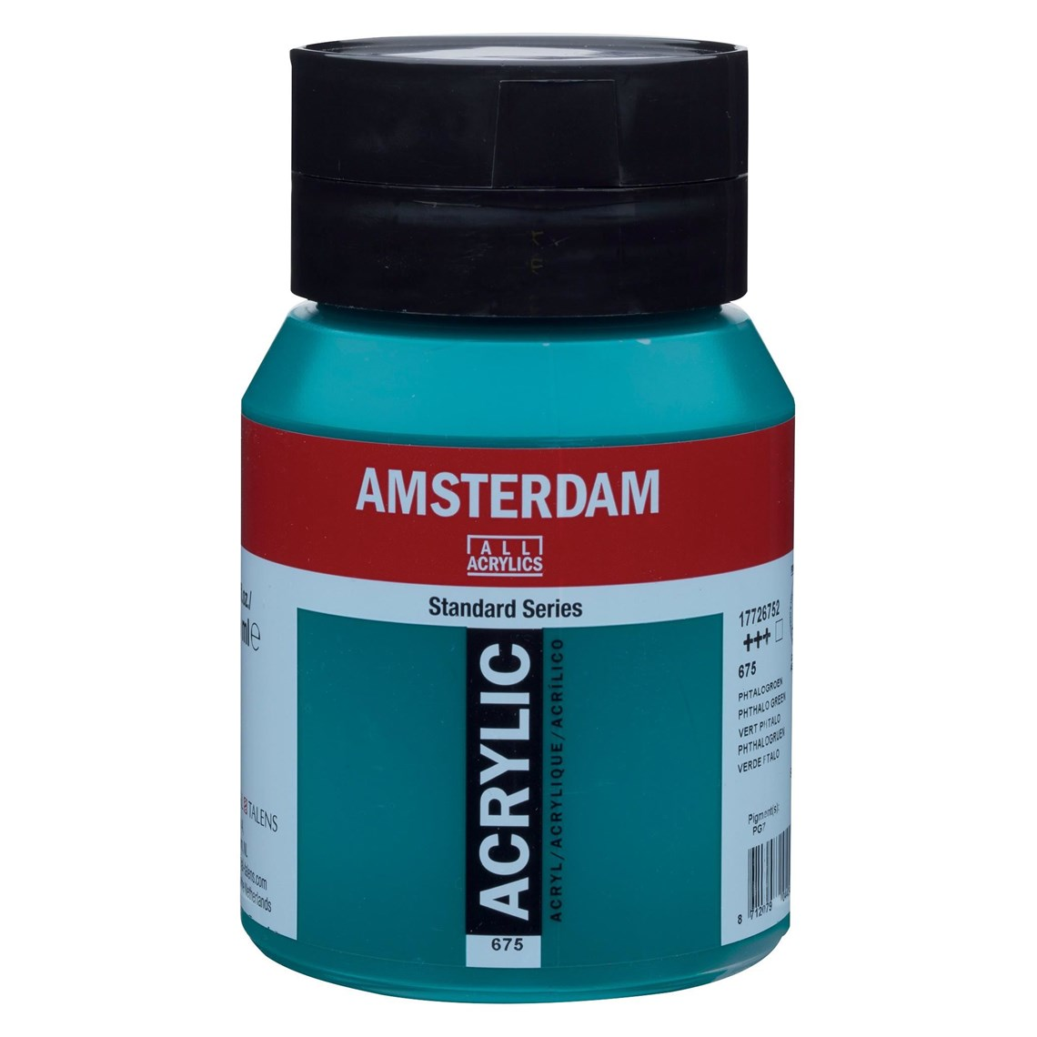 Amsterdam acrylverf Phtalogroen 675 Angelart Kunst en zo