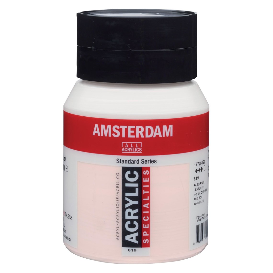 Amsterdam Parelrood 819 specialties