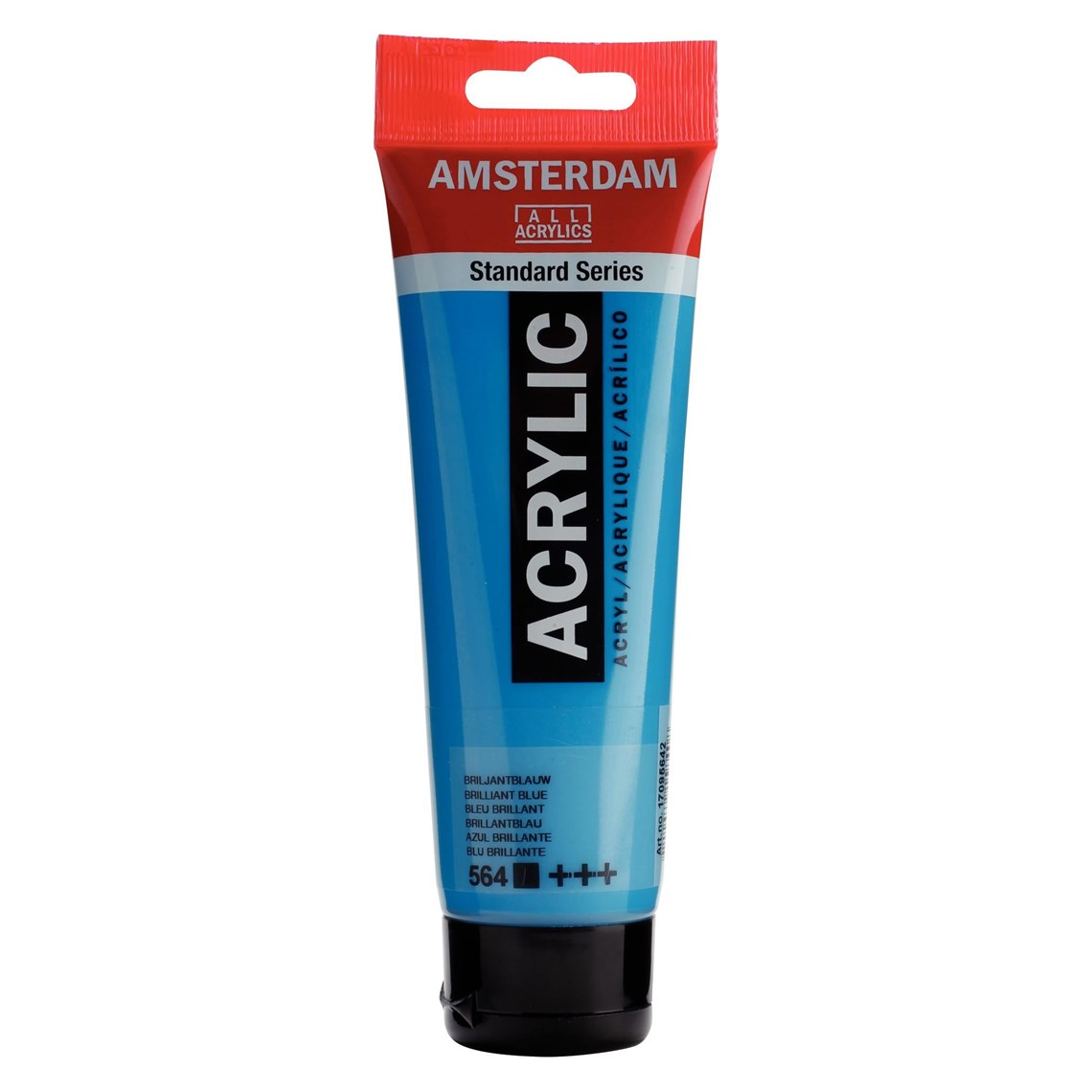 Amsterdam acrylverf Briljantblauw 564