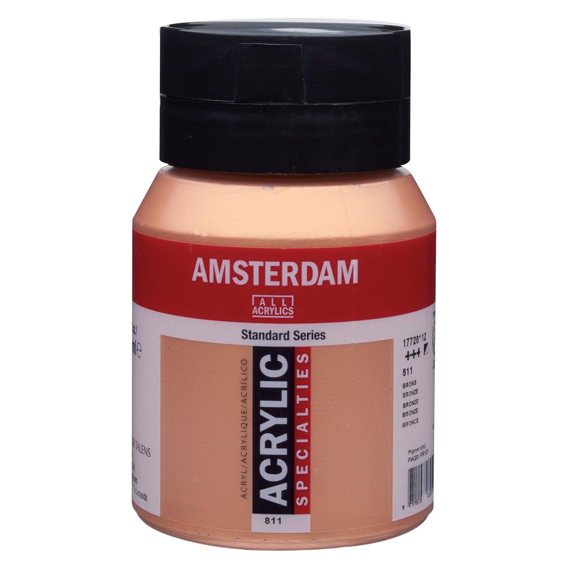 Amsterdam Acryl Brons 811 specialties