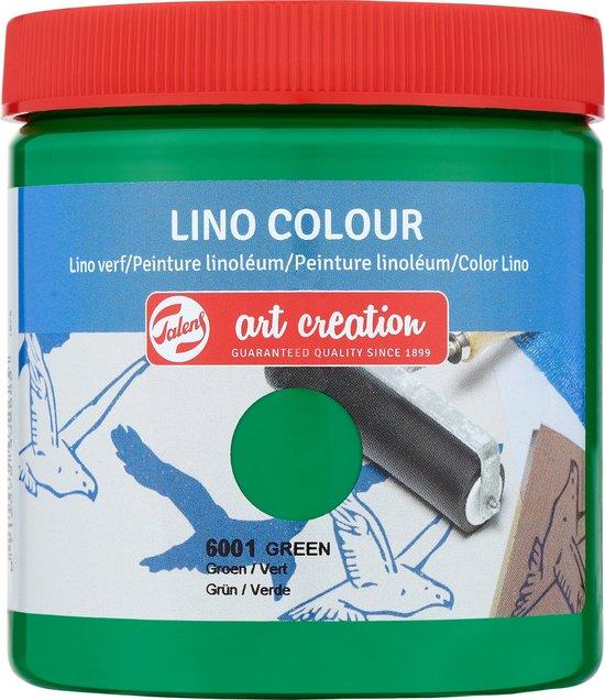 Linoverf Groen
