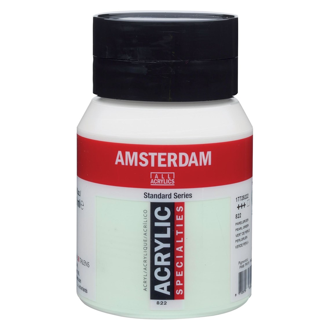Amsterdam Acryl Parelgroen 822 specialties Angelart Kunst en zo