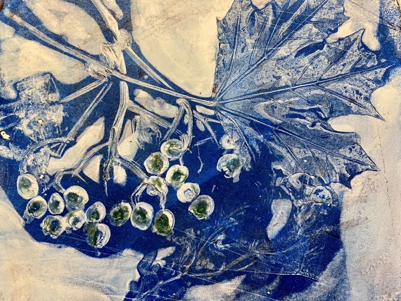 Gel plaat voor unieke monoprints 15 x21 cm