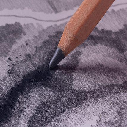 Grafiet- en schetspotloden